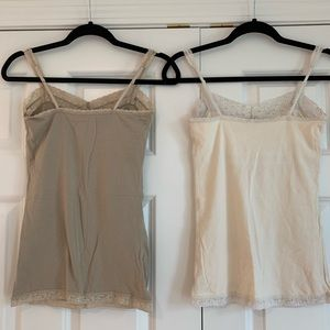 American Eagle Outfitters Tops - Bundle American Eagle 🦅 camisole tank tops size M